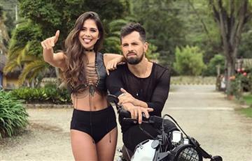 Greeicy Rendon Y Mike Bahia Comparten Un Mismo Tatuaje De Amor