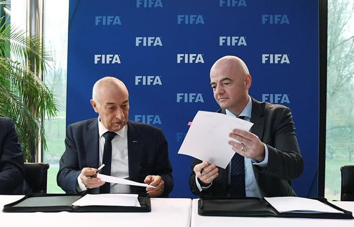 La FIFA autoriza a los futbolistas a dejar su club si no les paga