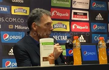 Millonarios: Russo confirmó que quiere a 'Gio' Moreno