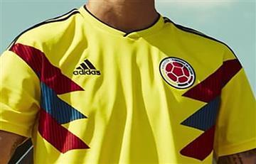 Selección Colombia: La nueva camiseta por fin la luce una jugadora