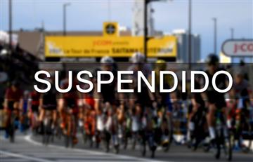 Suspendido ciclista chino y su equipo tras la grosera agresión en la vuelta a Hainan