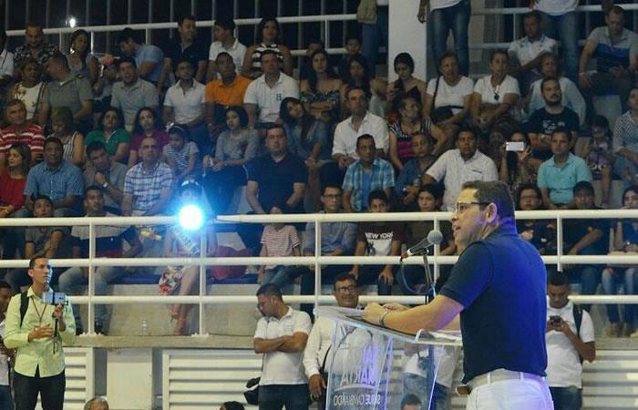 Juegos Bolivarianos: Alcalde de Santa Marta será investigado por proselitismo