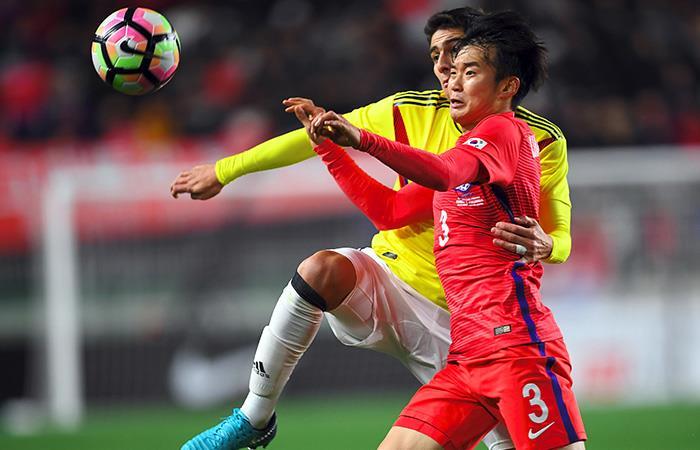 Colombia perdió contra Corea y esto fue lo que nadie vio
