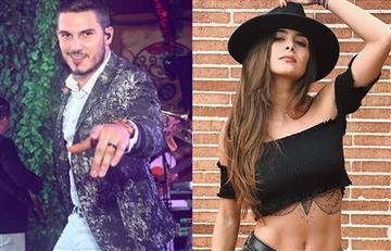 Pipe Bueno y el candente baile con Greeicy Rendón es furor