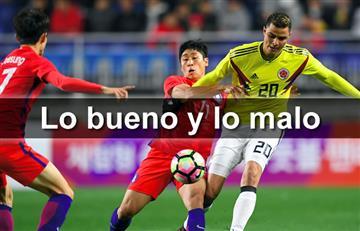 Selección Colombia 3x3: Lo bueno y lo malo del amistoso ante Corea