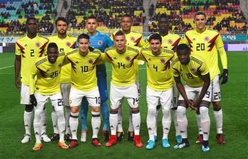 Selección Colombia: ¿Cuándo y dónde jugará contra China?