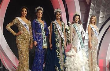 Sthefany Gutiérrez es la nueva Miss Venezuela 2017