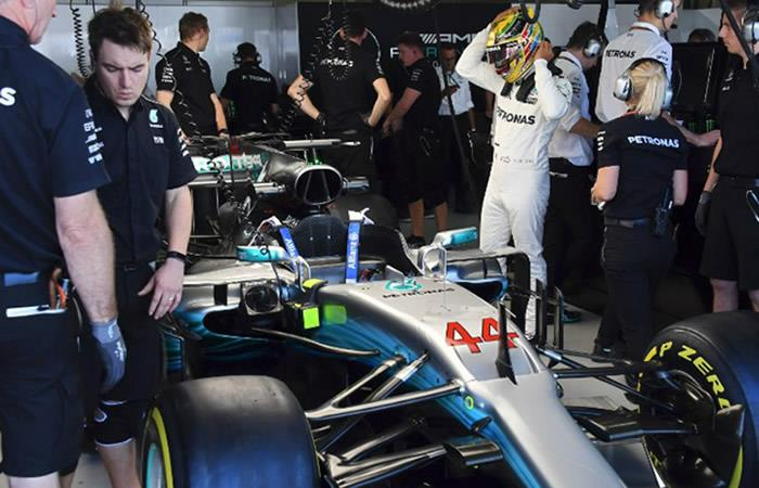 Brasil: En medio de disparos roban al equipo de Mercedes de Fórmula 1