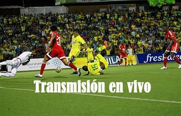 Bucaramanga vs Rionegro Águilas: Transmisión EN VIVO por TV, online y radio