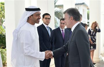 Emiratos Árabes donará millones de dólares para zonas de conflicto