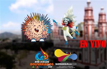 Juegos Bolivarianos 2017: Transmisión EN VIVO