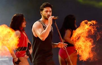 Maluma cantaría en la inauguración del Mundial de Rusia 2018