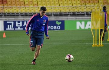 Selección Colombia: James y Zapata retornan a sus clubes