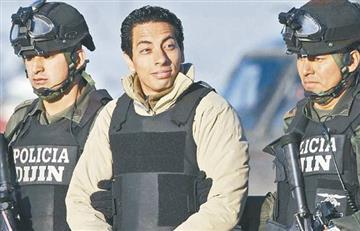 David Murcia Guzmán ya terminó su condena en EEUU y regresa al país