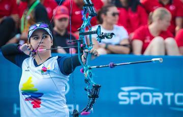 Juegos Bolivarianos: Sara López enorgullece con otro oro para Colombia