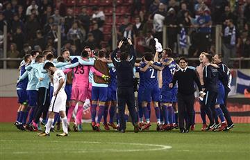 Rusia 2018: Croacia y Suiza clasifican al Mundial