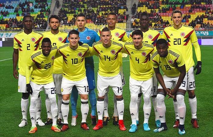 Selección Colombia: ¿Cómo formará Pékerman sin James y sin Zapata?