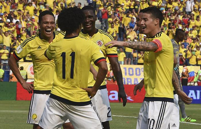 Selección Colombia: Dura y sensible baja para enfrentar a China