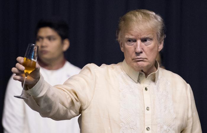 Trump dice que China endurecerá las sanciones contra Corea del Norte