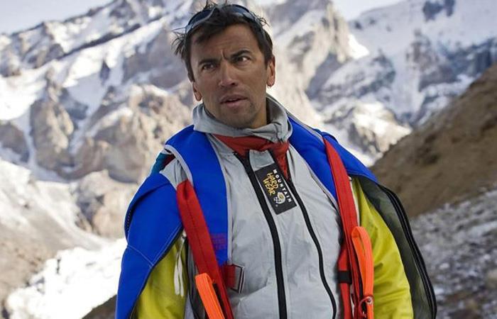 Falleció el legendario Valery Rozov tras lanzarse de 6.814 metros