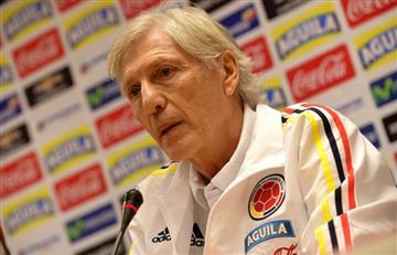 """José Pékerman: """"Los jugadores trabajan para hacer un buen Mundial"""""""