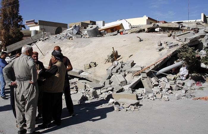 Terremoto en Irak: Se registran más de 300 muertos