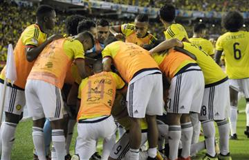 Colombia vs. China: Transmisión EN VIVO online