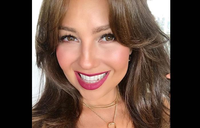 Instagram: Así se ve Thalía sin nada de maquillaje