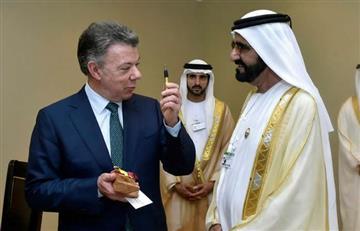 """¿Santos """"entregó"""" el Páramo de Santurbán a los árabes?"""