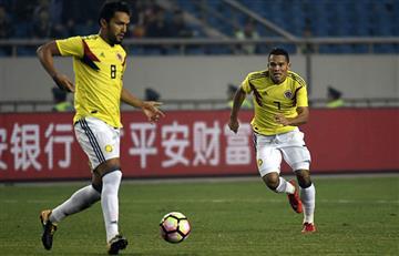 Selección Colombia: ¿Le gustó la plantilla que jugó contra China?