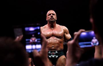 WWE: Triple H está de regreso y participará en Survivor Series