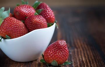 6 beneficios de la fresa para la salud