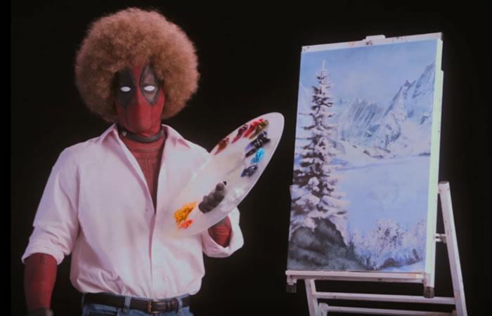 Deadpool 2: Nuevo teaser trailer llega con el pintor más querido