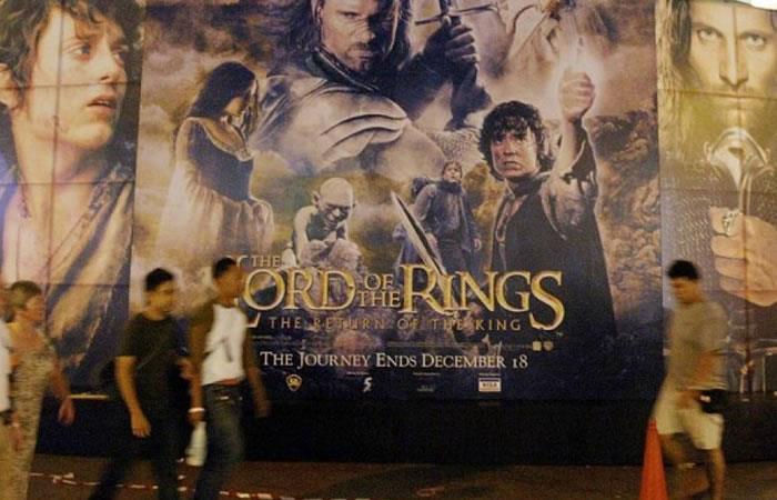 'El Señor de los Anillos' ahora será una serie