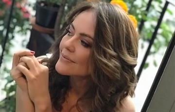 Instagram: Cristina Umaña rememora sus 20 años con una foto