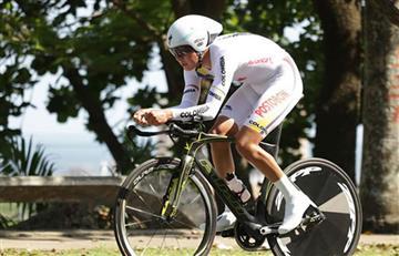 Juegos Bolivarianos: Rodrigo Contreras enorgullece a Colombia con un oro en ciclismo