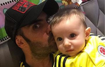 Lincoln Palomeque enamora las redes tras tierno momento con su hijo