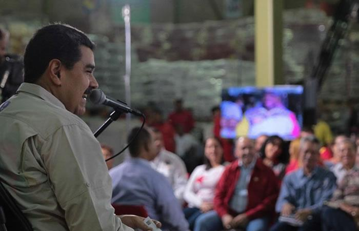Maduro le desea a Santos 100 años de vida para seguir siendo su pesadilla
