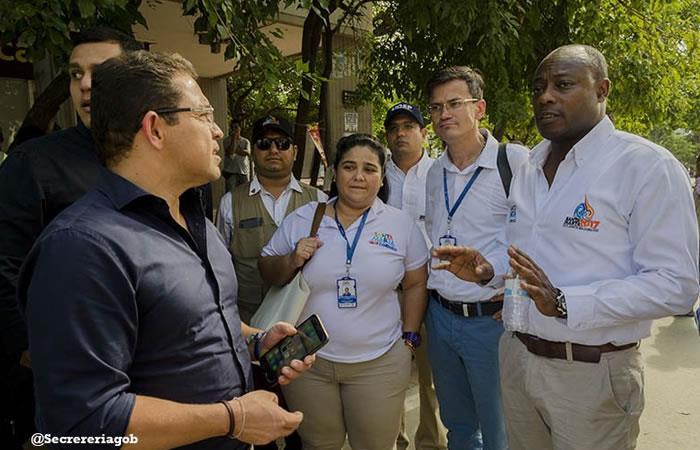 Procuraduría suspenden al alcalde de Santa Marta por presunta intervención en política