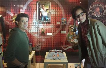 Video: Carlos Vives es homenajeado en el Museo de los Grammy