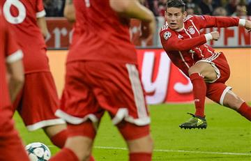 El Bayern Múnich de James fichará un delantero de otro club alemán