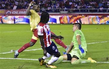 Junior perdió la opción de comandar en la liga, tras igualar con Rionegro Águilas