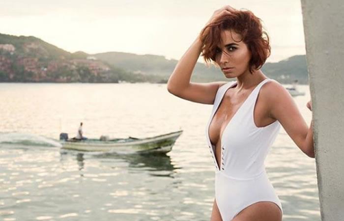Latin Grammy: Majida Issa y el fabuloso vestido que lució en 'Personaje del año'