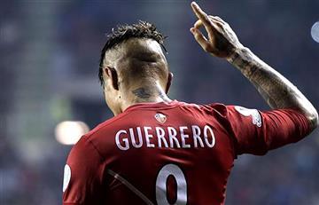 Paolo Guerrero: Así celebró la clasificación de Perú