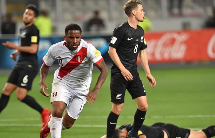 Perú se clasifica a Rusia 2018