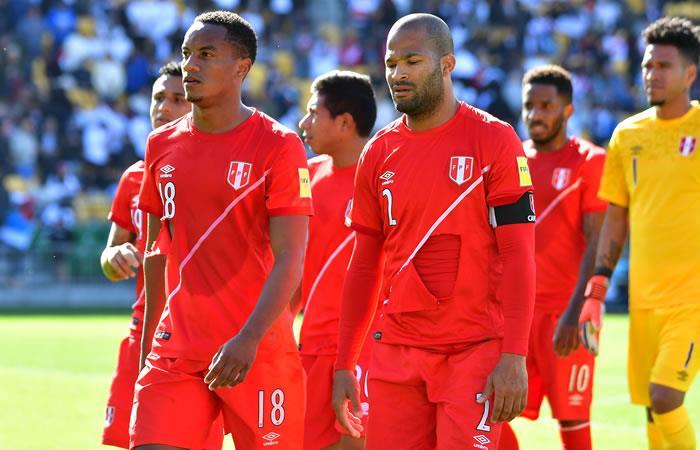 Peru vs. Nueva Zelanda en vivo online