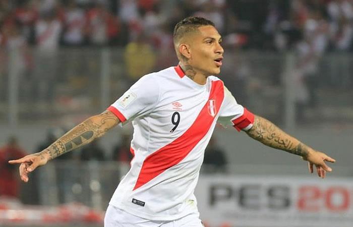 Selección Perú: Siguen las buenas noticias, esta vez tiene que ver con Paolo Guerrero