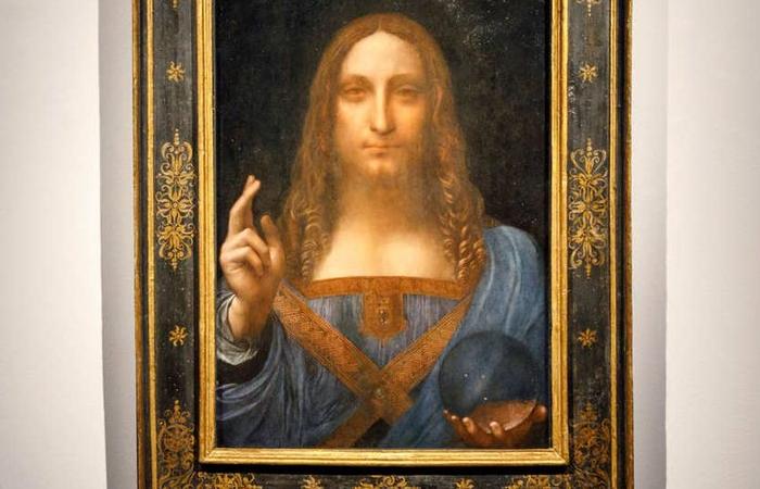Subasta: Obra de da Vinci bate nuevo récord