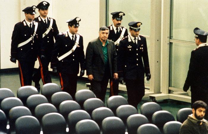 Fallece el 'capo de capos' de la mafia italiana, Toto Riina