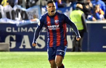 Juan Camilo 'El Cucho' Hernández entre el Barcelona y el Real Madrid